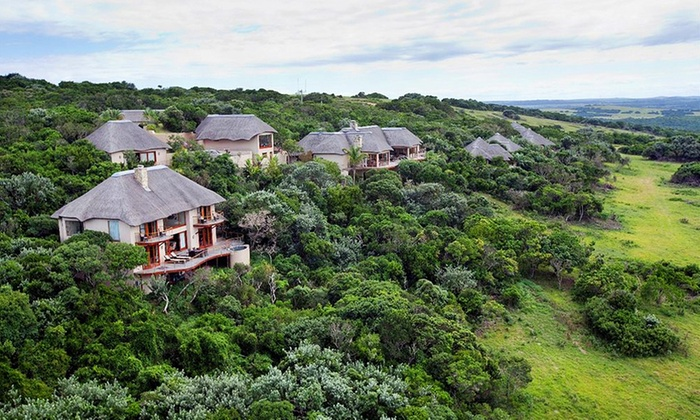 Oceana Beach and wildlife Reserve June 21st - Oceana Beach and Wildlife Reserve: Port Alfred: Accommodation For Two, Including Breakfast and a Game Drive at Oceana Beach and Wildlife Reserve