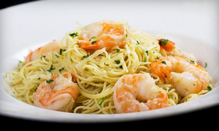 3 Point Restaurant - 3 Point Restaurant: $25 for $50 Worth of Fine-Dining Cuisine at 3 Point Restaurant
