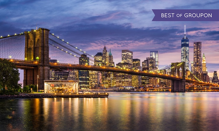 DoubleTree by Hilton Hotel New York City - Financial District - New York, NY: Stay at DoubleTree by Hilton Hotel New York City - Financial District in Manhattan. Dates into March.