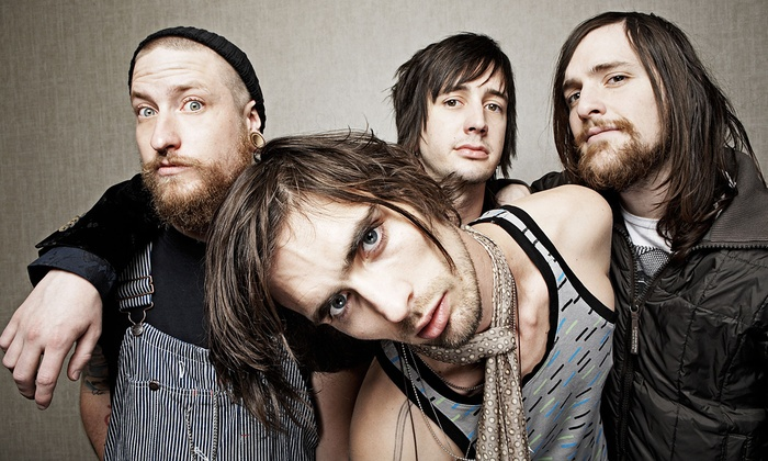 The All-American Rejects - PNC Plaza: The All-American Rejects for Two at Musikfest's Sands Steel Stage on Saturday, August 2, at 7 p.m. (Up to 41% Off)