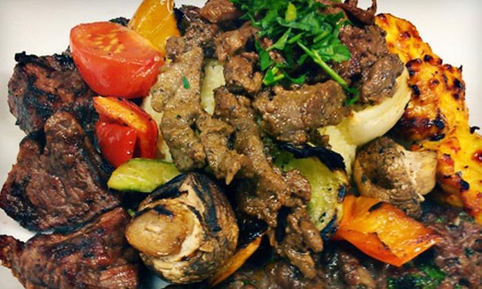 Mina Mediterranean Restaurant - Mount Prospect: $10 for $20 Worth of Mediterranean Cuisine at Mina Mediterranean Restaurant