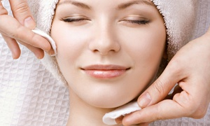 SimplyPURE Esthetics: Diamond Microdermabrasion with Optional Choice of Peel at SimplyPURE Esthetics (Up to 59% Off)