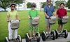 Half Price Ticket Tours - City Center: $25 for a Two-Hour Segway Rental from Half Price Tour Tickets (Up to $50 Value)