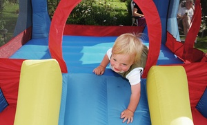 Party Masters: $150 for $273 Worth of Moonwalk Rental — Party Masters