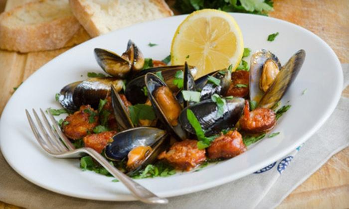 Calvert House Inn - Riverdale Park: $15 for $30 Worth of Seafood at Calvert House Inn
