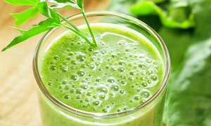 Green Juice and Ham: One- or Three-Day Juice Fast from Green Juice and Ham (Up to 67% Off)