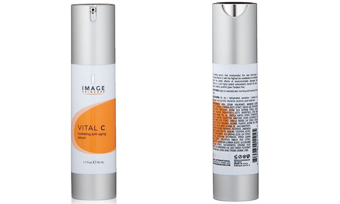 Up To 38 Off On Image Skincare Anti Aging Serum Groupon Goods