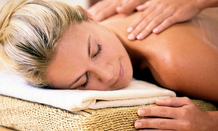 One, Two, or Three Meridian Massages with Consultations at Fingers From Heaven (Up to 56% Off)