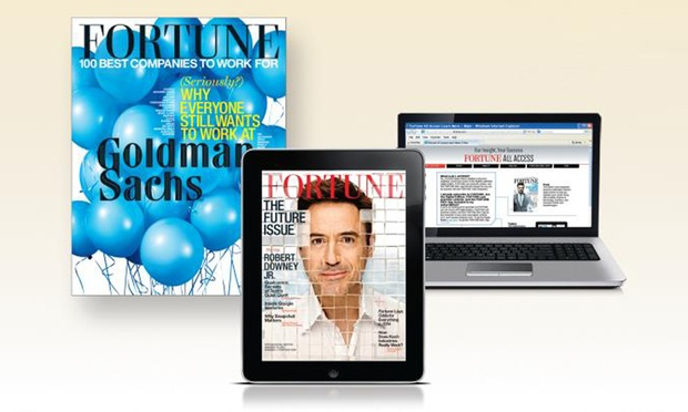 Up to 62 off fortune magazine subscription ipad edition for Time magazine subscription cancellation