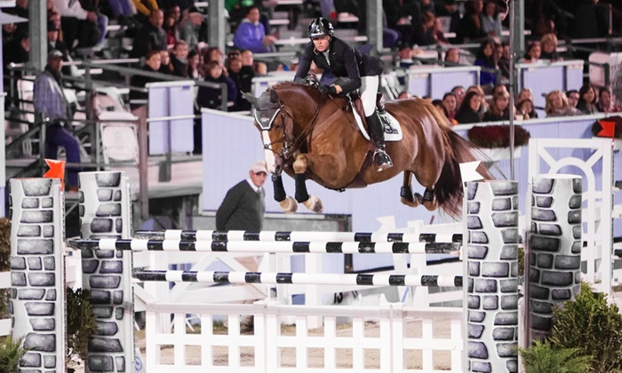 Devon Classic Horse Show and Country Fair - Devon Horse Show Grounds: Two or Four Tickets to the Devon Horse Show Fall Classic and Festival Plus a Parking Pass (Half Off)