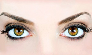 The Face and Body Place: $99 for Permanent Top and Bottom Eyeliner at The Face and Body Place ($215 Value)