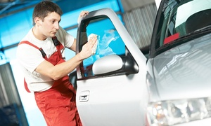 Eco Express: Lavage auto intérieur et extérieur option cire de protection et polish dès 29,90 € chez Eco Express