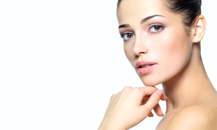 One, Three, or Six IPL Skin-Tightening Treatments for the Face or Neck at Advanced Laser Center (Up to 81% Off)
