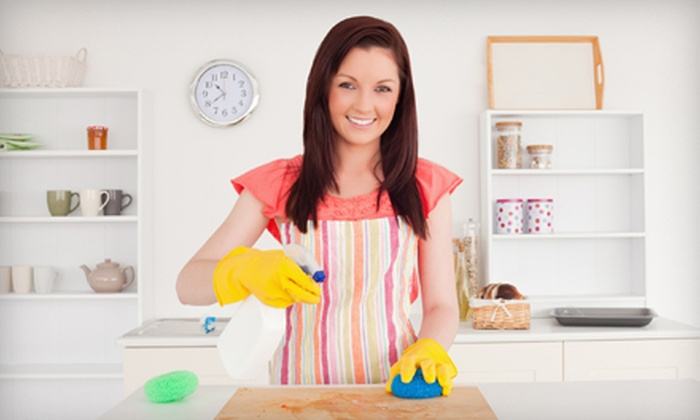 A Cleaning Hand - Westwood: $45 for $100 Worth of Housecleaning — A Cleaning Hand