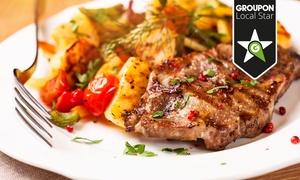 Restaurant Seeperle: 4-Gänge-Menü mit Fleisch, Fisch oder vegetarisch für 2, 4 oder 6 Personen im Restaurant Seeperle (bis zu 58% sparen*)