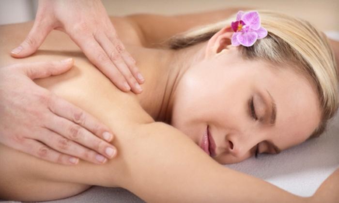 Purple Lotus Massage Therapy - Multiple Locations: $38 for a 60-Minute Massage at Purple Lotus Massage Therapy in St. Albert ($80 Value)