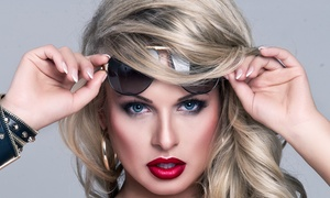 HOTBOX Salon: Haircut with Color, Root Touch Up, Partial Highlights, or Full Highlights at HOTBOXsalon (Up to 48% Off)