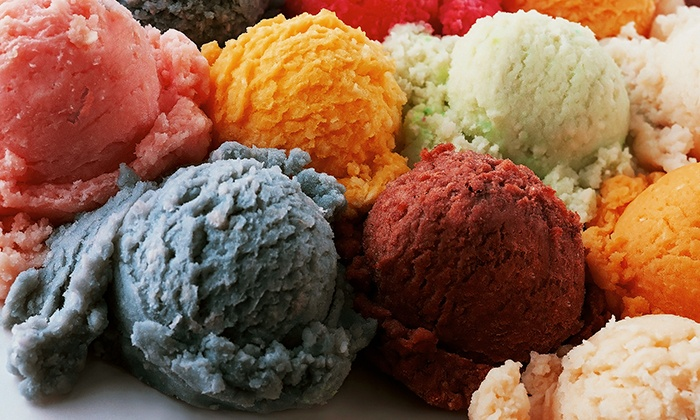 Bella Fresco Cafe - Rain Tree: $12 for Two Groupons, Each Good for $10 Worth of Gelato at Bella Fresco Cafe ($20 Value)