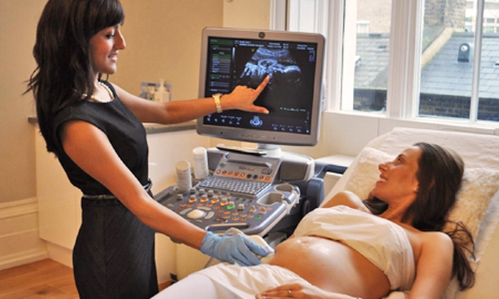 Baby Scan Clinic - London: 4D Baby Scan With Colour Prints and DVD for £99 at Baby Scan Clinic, Harley Street