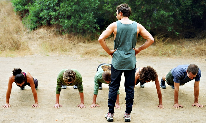 Transformations Right Now - Multiple Locations: 5, 10, or 15 High-Intensity Outdoor Interval-Training Workouts from Transformations Right Now (Up to 76% Off)