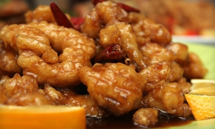 Great Wall of China South - McAlpine: Chinese Lunch or Dinner at Great Wall of China South (Half Off)