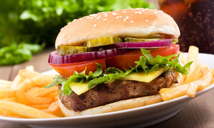 Zesto Shoppe - Multiple Locations: Casual American Food at Zesto Shoppe (43% Off).