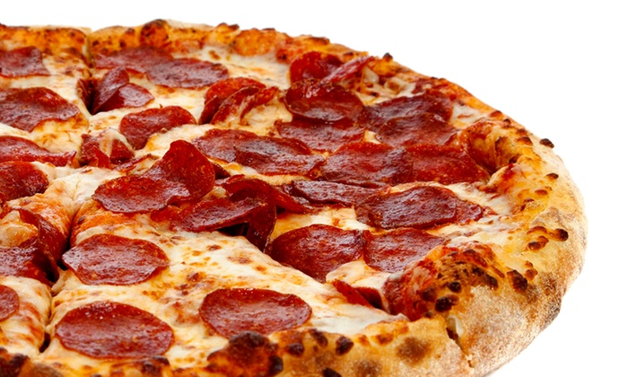 Le Star Pizzaria - Sherwood: Pizza, Pasta, Wings, and Drinks for Two or for Four or More at Le Star Pizzaria (Half Off)