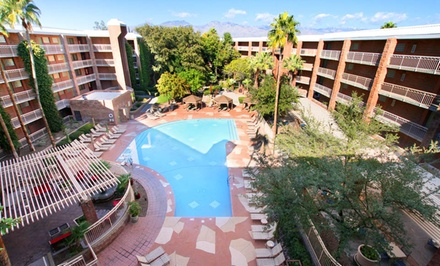 Groupon Deal: 1- or 2-Night Stay at Radisson Suites Tucson in Tucson, AZ