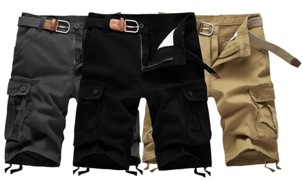 Shorts Cargo de la collection Preston pour Homme