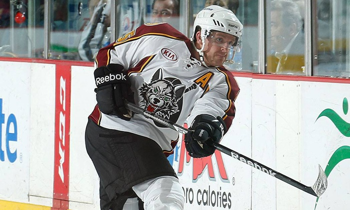 Chicago Wolves - Allstate Arena: $13.50 for a Chicago Wolves Game at Allstate Arena ($21.75 Value). Three Games Available.