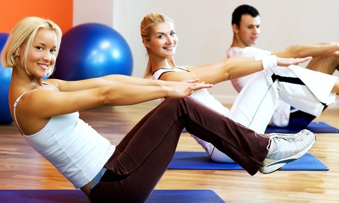 Elite Fitness Zone - Orange: Four or Eight Weeks of Unlimited Fitness-Center Access at Elite Fitness Zone (Up to 74% Off)