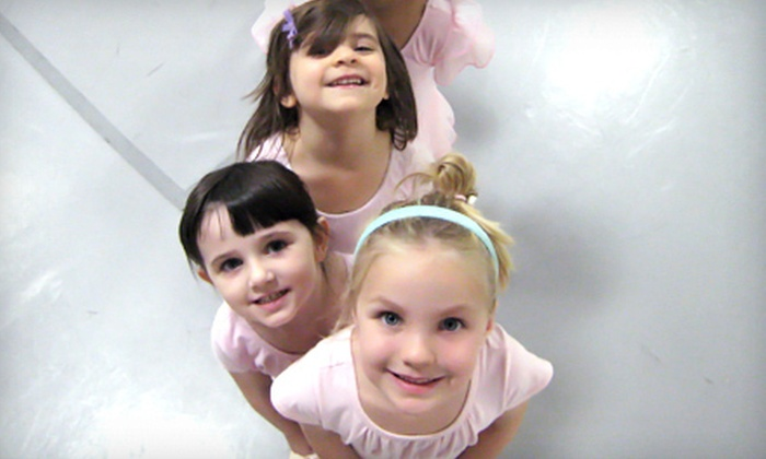 Portland Festival Ballet - Raleigh West: $99 for a Kids' Dance Camp on August 26–30 at Portland Festival Ballet ($225 Value)