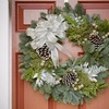 "24"" or 30"" Premium Decorated Holiday Wreath"