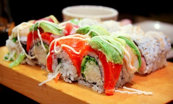 Bayridge Sushi - Multiple Locations: $11 for $20 Worth of Sushi and Japanese Cuisine at Bayridge Sushi
