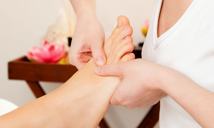 Sole Therapy - Deerwood: One or Two 30-Minute Massages and 45-Minute Foot Reflexology Treatments at Sole Therapy (Up to 56% Off)
