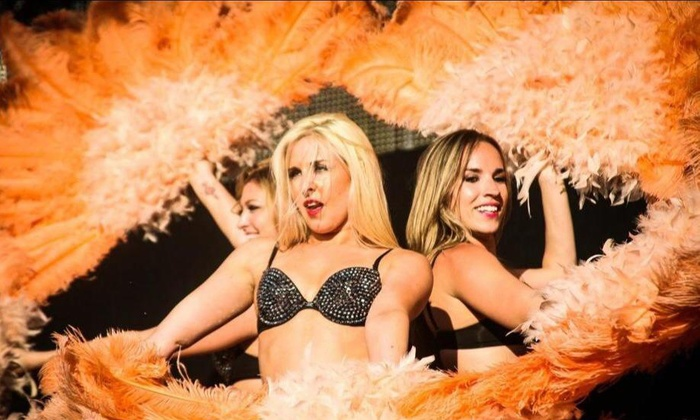 Hells Belles Burlesque - International Dance Academy Hollywood: One 90-Minute Intro to Burlesque Workshop or Three 90-Minute Workshops at Hells Belles Burlesque (Up to 62% Off)