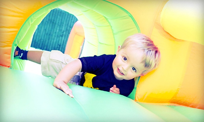 Charlie's Safari - Lacey: 2 or 4 Unlimited-Play Wristbands or Party for Up to 10 Kids at Charlie's Safari (Up to 52% Off)