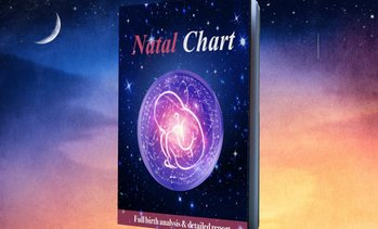 85% Off Personalized Natal Chart from Astro Gifts
