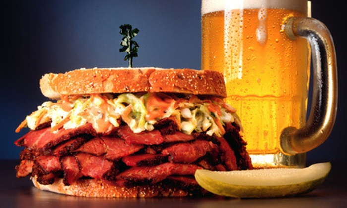 McShane's Irish Pub and Whiskey Bar - Downtown: $15 for $30 Worth of Pub Fare and Drinks at McShane's Irish Pub and Whiskey Bar in Detroit
