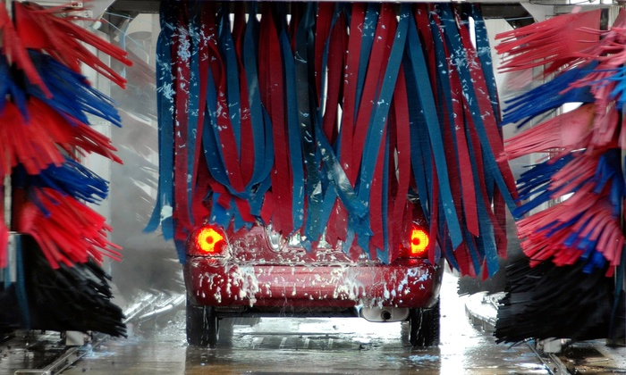Speedway Express - East Forest: One-Month Unlimited Car-Wash Membership or Three Victory Lane Car Washes at Speedway Express (Up to 60%