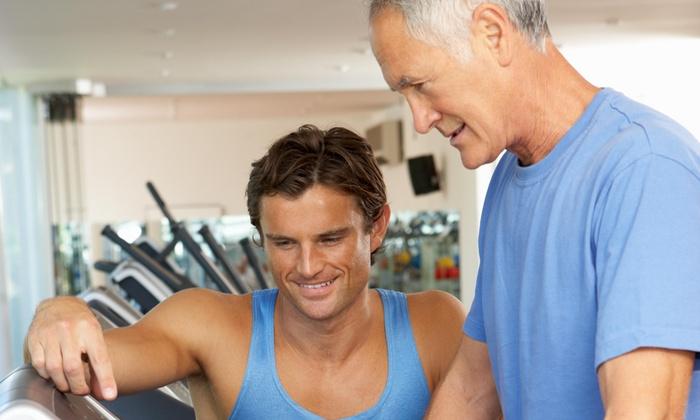 Omega Health And Wellness - Hamburg: Eight Personal Training Sessions at Omega Health and Wellness (68% Off)