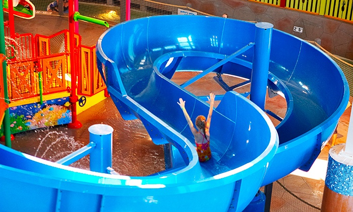 CoCo Key Water Resort Holiday Inn - Kansas City: Two or Four Water-Park Passes or a Package of Four Annual Passes at CoCo Key Water Resort (Up to 58% Off)