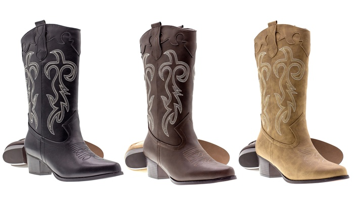 2cf605cb7146 Up To 50% Off on Women s Rodeo Cowboy Boots