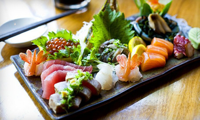 Chiso - Fremont: $17 for $35 Worth of Japanese Dinner or Five-Course Prix Fixe Meal for Two or Four at Chiso
