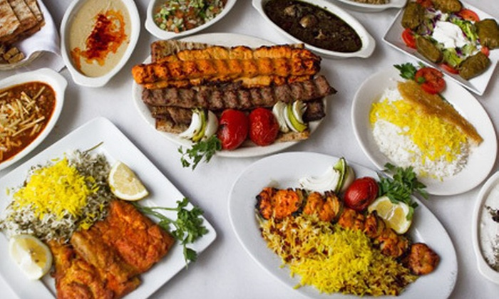 Darband Grill - Downtown Thousand Oaks: $15 for $30 Worth of Persian Food at Darband Grill