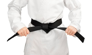Eagle Martial Arts: One Month of Unlimited Martial Arts Classes for One or Two at Eagle Martial Arts (Up to 50% Off)