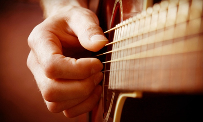 Swift Music - Saint Paul: $30 for Three 30-Minute Private Music Lessons at Swift Music ($66 Value)
