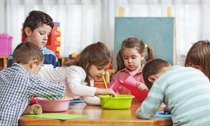 Sung Star Academy: One Week of Childcare at Sung Star Academy (Up to 81% Off). Three Options Available.