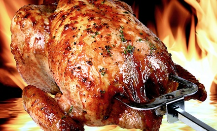 $12 for $20 Worth of Chicken, Chop-Chops, and Wraps at Chicken Kitchen