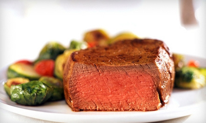 Isadore's - Manteca: $20 for $40 Steak, Seafood, and Pasta During Dinner at Isadore's in Manteca